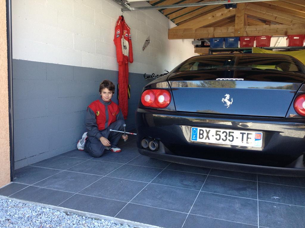 Quelle largeur pour un garage?  Page 3  Garages des membres